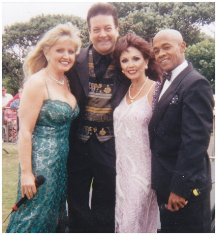Linda Nolan, Susan Maughan and Danny Williams.
